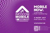 7ο Συνέδριο Mobile Connected World 4/5/2017: «Mobile Now: Living the day, the Smart Connected Way!»