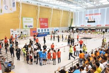 Robotex Greece 2020- Φεστιβάλ ρομποτικής- Δηλώσεις συμμετοχής